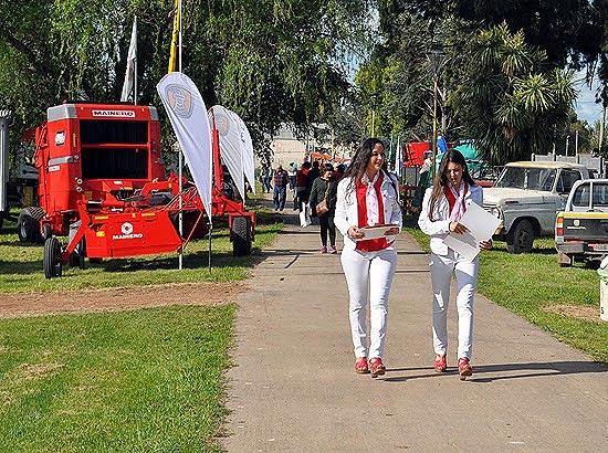 Brilla la Expo 2014 en el predio de la Sociedad Rural