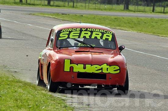 Serra y Melian los más rápidos del sábado