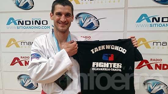 Nicolás Minnig se consagró Subcampeón Nacional
