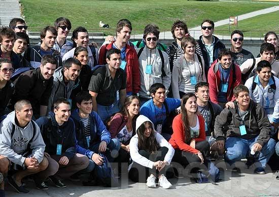 Casi mil estudiantes se preparan para el Congreso de Ingeniería