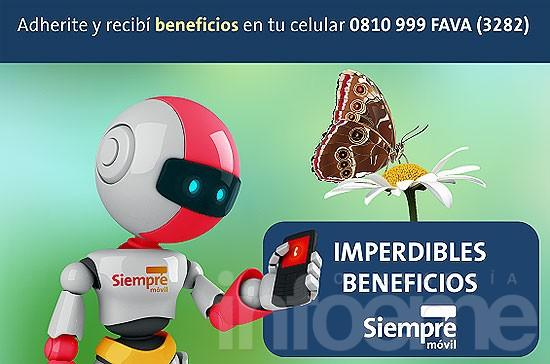 "35% de descuento en ""Pampero"" para clientes Favacard"