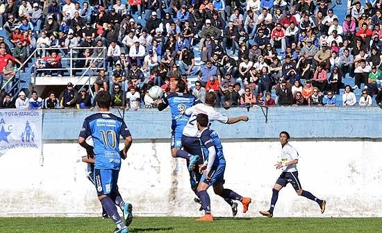 Racing y Ferro se enfrentan por la Copa Argentina