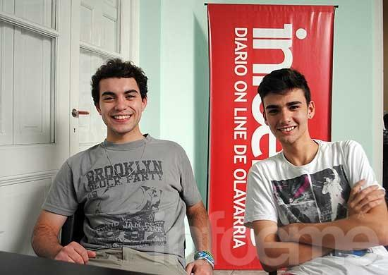 Ramiro y Pol anticipan la presentación de su nuevo disco