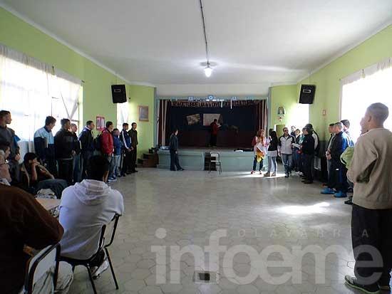 Celebraron el Día del Respeto a la Diversidad Cultural en la Unidad Nº 2