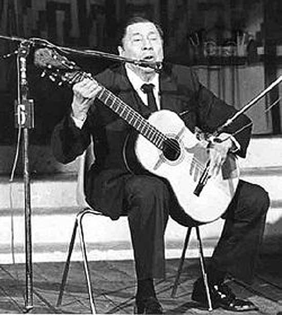Espectáculo homenaje a Yupanqui