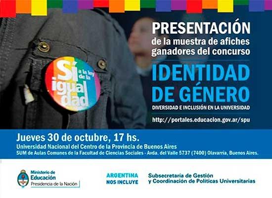 Charla sobre diversidad e inclusión en la Universidad