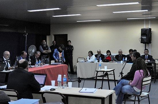 Monte Peloni: este lunes continúan las audiencias