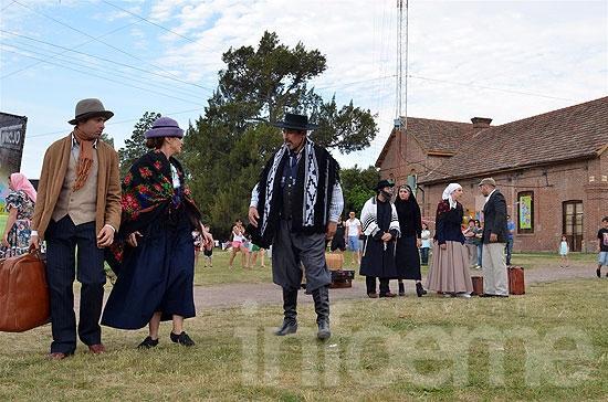 """Historia e identidad de un pueblo en """"Hinojo sobre rieles"""""""