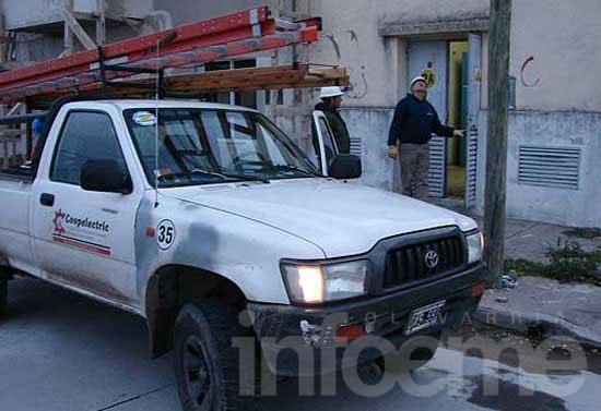 Falla dejó sin energía a un sector de la Ciudad y zona rural