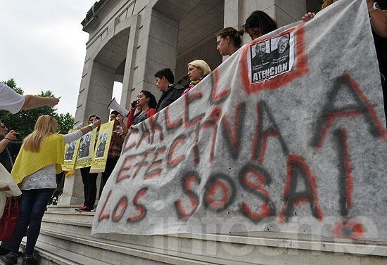 Marcha y pedido de prisión efectiva contra abusadores