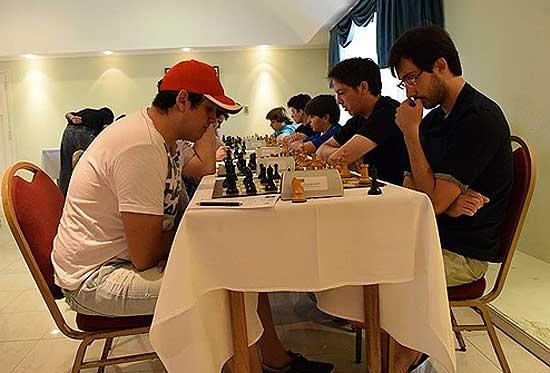 Tres ajedrecistas locales se destacaron en un Torneo Internacional