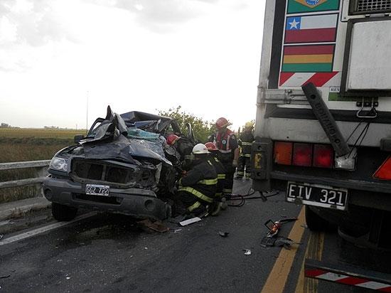 Olavarriense perdió la vida en accidente en Chivilcoy