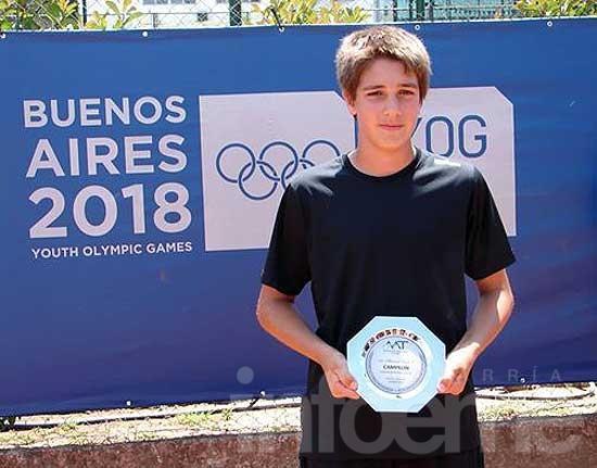 Iturbe se consagró campeón de Grado Uno