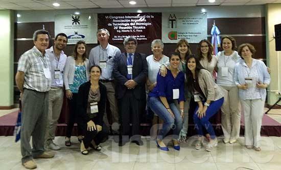 La FIO participó de un Congreso de Tecnología del Hormigón