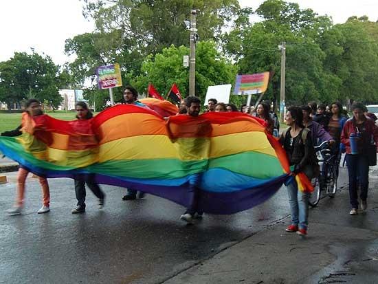 Declararon de interés legislativo a la Marcha del Orgullo