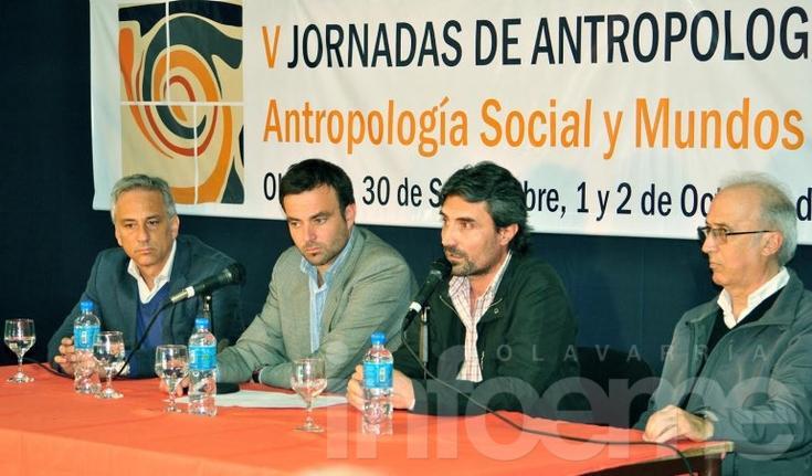 Comenzaron las V Jornadas de Antropología Social en la FACSO