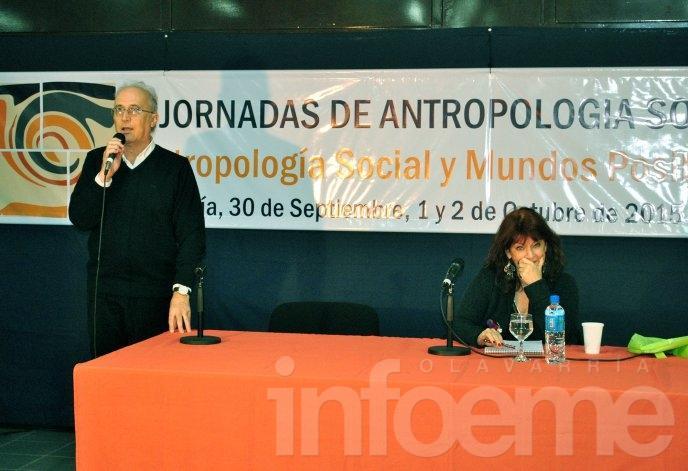 Rosana Güber cerró las V Jornadas de Antropología