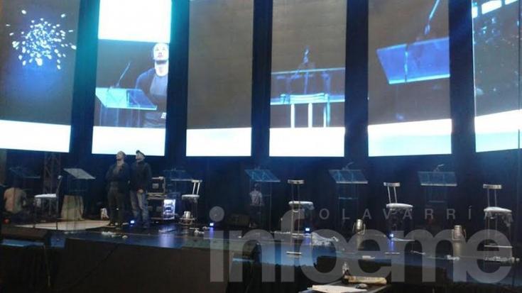 Se hará el primer debate presidencial de la historia argentina