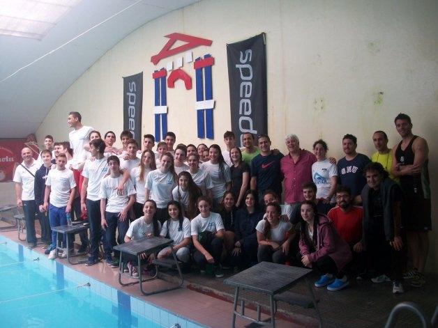 Victoria Crego y Mariano Sosa participaron de un Campus de entrenamiento