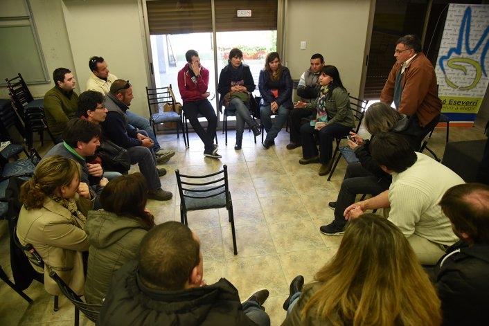 Eseverri cerró los encuentros para el nuevo Plan de Gobierno