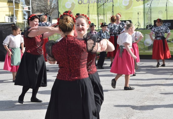 Color y tradición en la Kerb de Colonia San Miguel