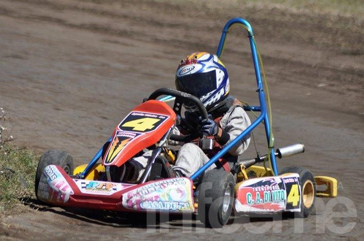 El Karting disputó la penúltima fecha en Tandil