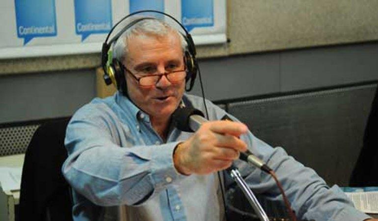 Fernando Bravo no hará su programa en Olavarría