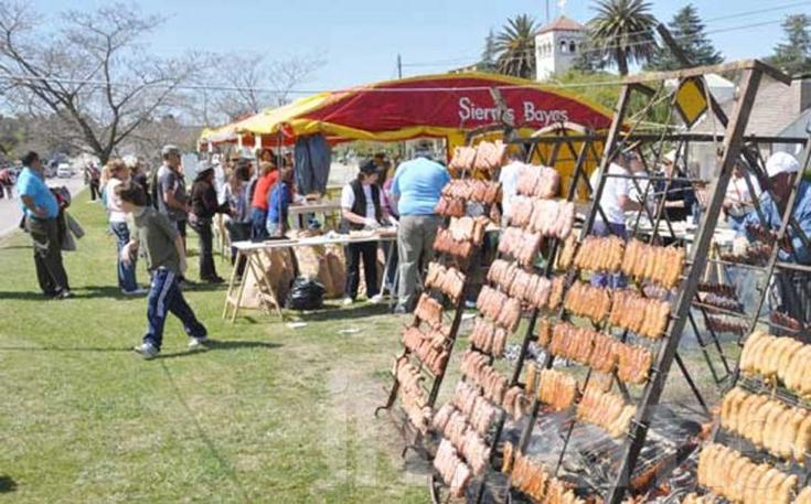 Tras la suspensión, la Fiesta del Choripán Serrano será este domingo