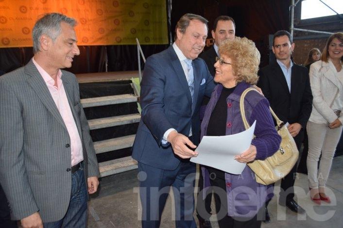 Eseverri y Casal entregaron 500 escrituras sociales