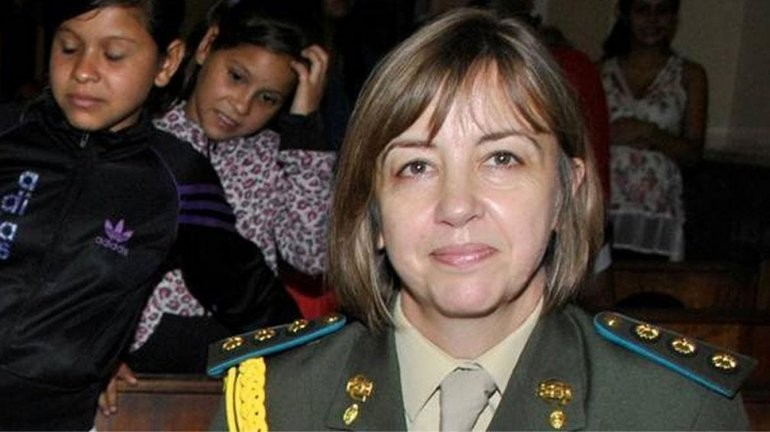 Histórico, una mujer fue ascendida a General del Ejército