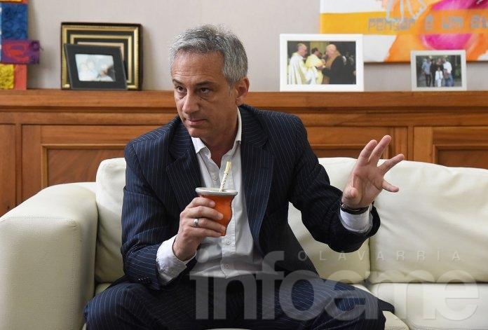 """Eseverri: """"No veo ni un solo modelo alternativo a nuestra gestión"""""""