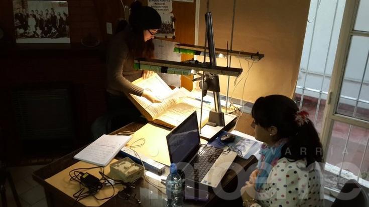 Trabajan en la digitalización de diarios locales publicados durante la última dictadura