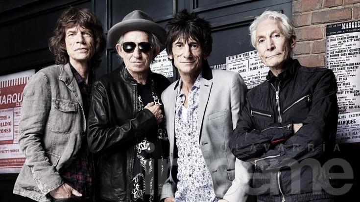 Los Rolling Stones darán shows en la Argentina en 2016