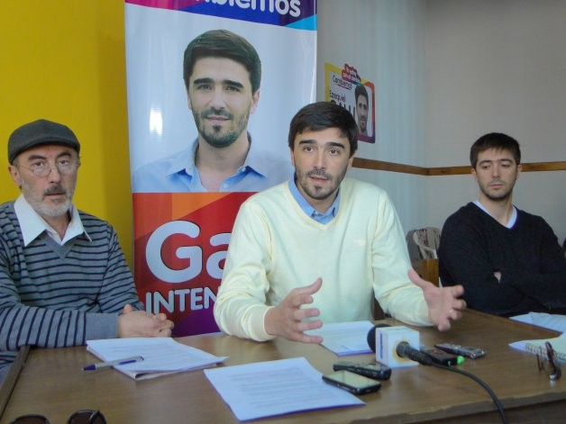 """Galli presentó el Plan de Desarrollo Local que busca """"justicia e inversión social"""""""