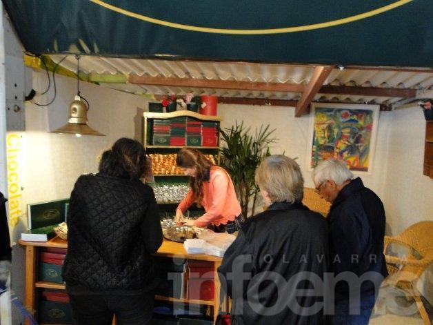 Con los primeros visitantes, abrió sus puertas la Expo Olavarría 2015