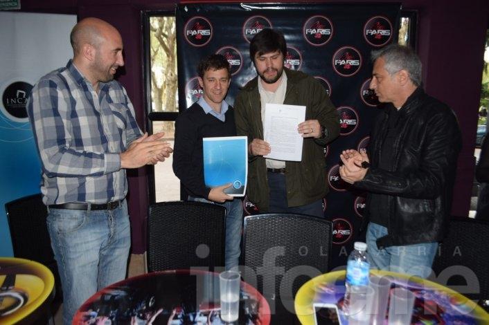 Olavarría ya tiene un espacio INCAA para la proyección de cine nacional