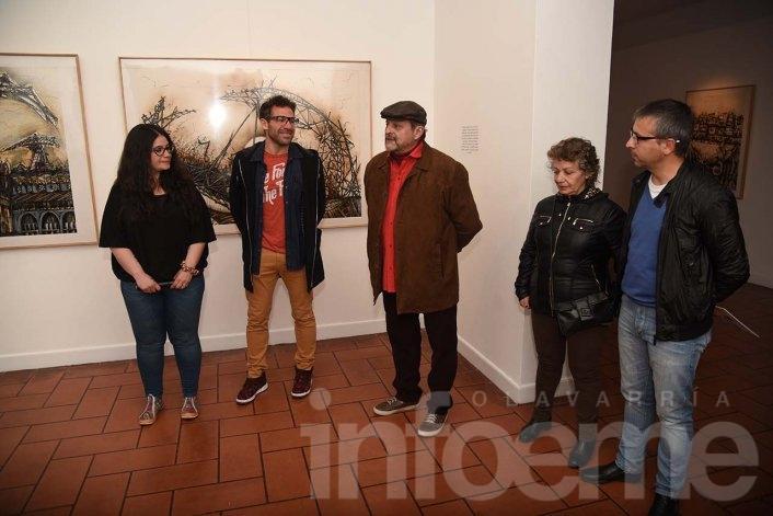 """""""Estructuras en libertad"""", una nueva muestra en el Museo"""
