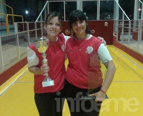 Pagani y Moldovián fueron campeonas en Villa María