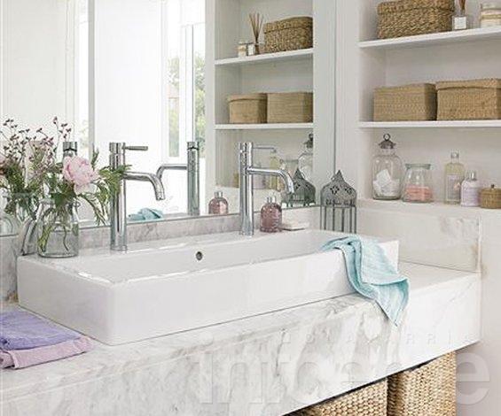 Algunas ideas para actualizar tu baño sin gastar mucho
