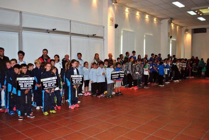 Se presentó el encuentro nacional por equipos Sub 10