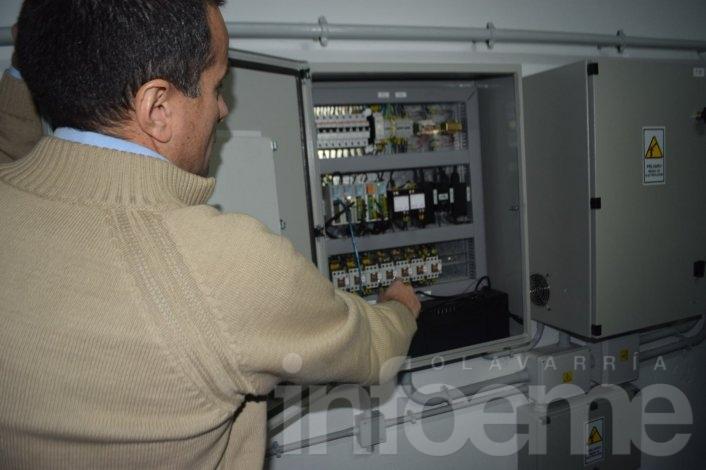 Automatizan funcionamiento de los pozos de agua por telecomando