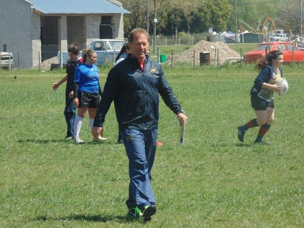 Se desarrolló la clínica del entrenador de Las Pumas