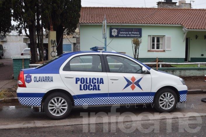 Abuela robó un par de zapatillas y fue atrapada por personal de policía local