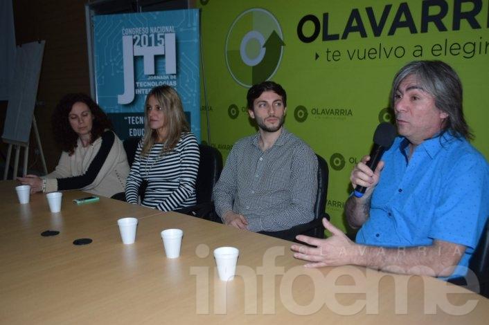Olavarría fue sede del Congreso Nacional sobre Tecnologías Interactivas