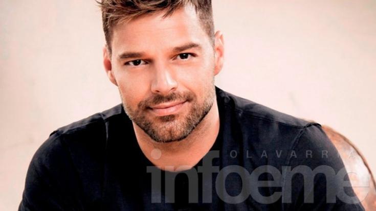 Ricky Martin confirmó que dará shows en la Argentina en 2016