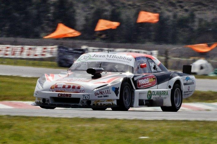 Pezzucchi: Retorno, récord y pole en el TC Mouras