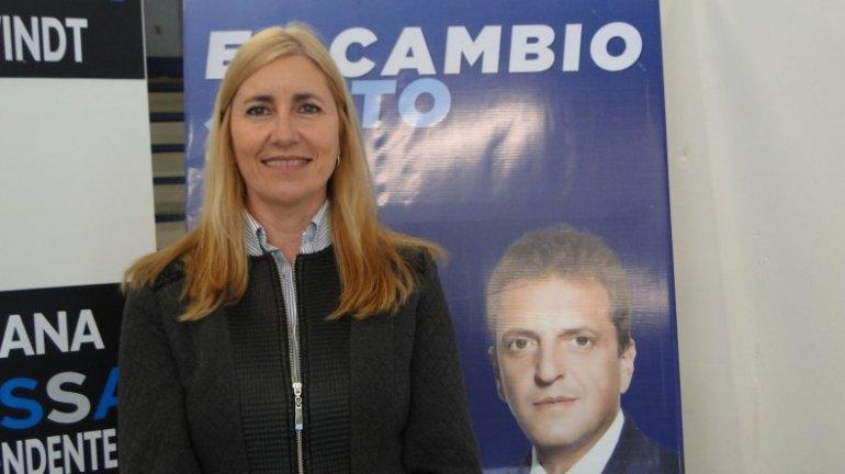 En el cierre de campaña, Schwindt trazó ejes de gestión