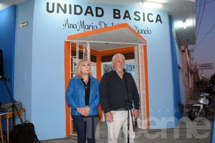 Emotiva inauguración de Casa Peronista Ana María Di Julio de Ciancio