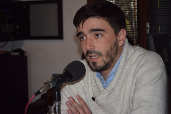 """Ezequiel Galli: """"Voy a ganar y sino seré el referente de la oposición"""""""