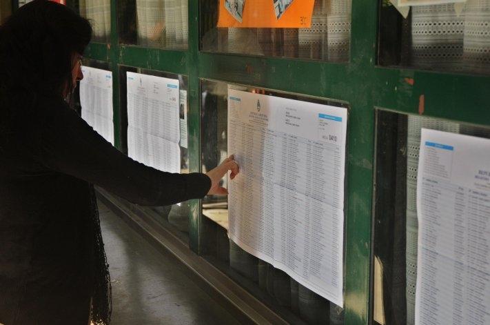 Consultas de padrón en la Municipalidad